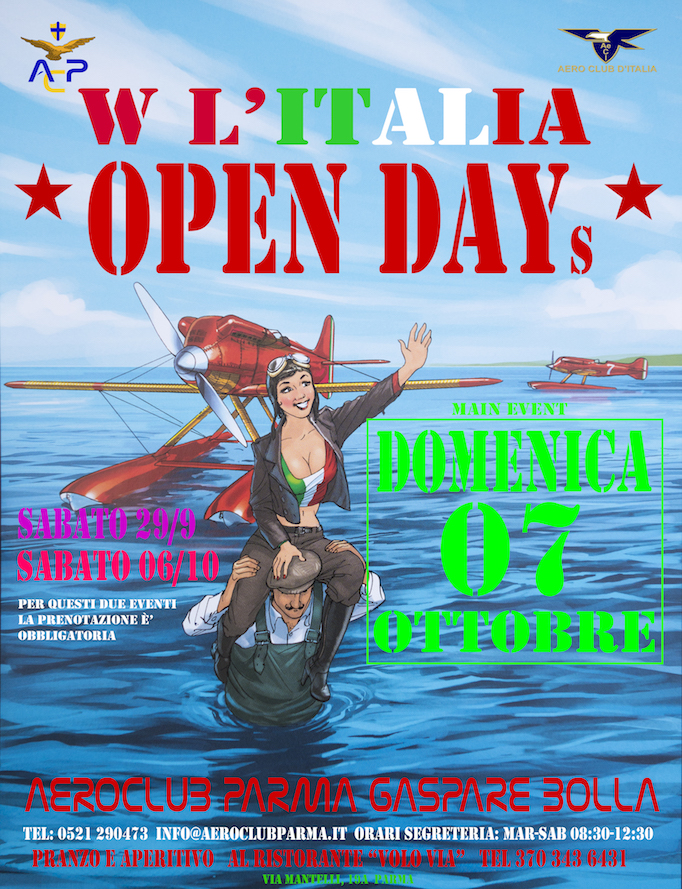 Viva lItalia Open Days